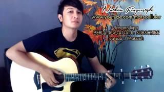 Video Al Ghazali Lagu Galau   Nathan Fingerstyle   Guitar Cover & Lirik   OST  Anak Jalanan download MP3, 3GP, MP4, WEBM, AVI, FLV November 2017