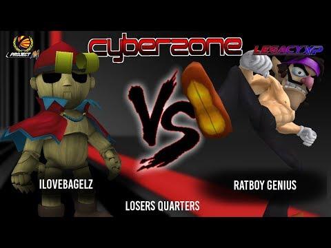 CZPM156: ilovebagelz (Geno) vs Ratboy Genius (Waluigi) Losers Quarters