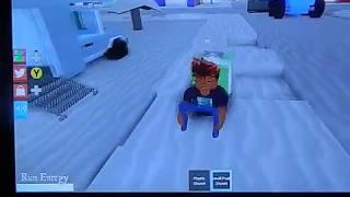 Roblox: Schneeschaufelsimulator (Staffel 1, Episode 1