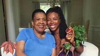 Vegan Grocery Haul with my Nana!