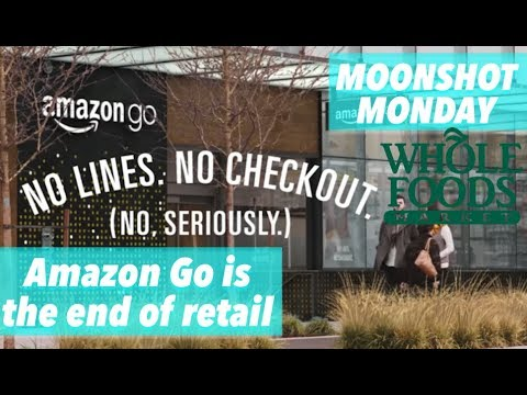 Amazon Go + Whole Foods = 🏪💰 Retail Domination