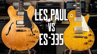 Les Paul Vs ES-335 – That Pedal Show