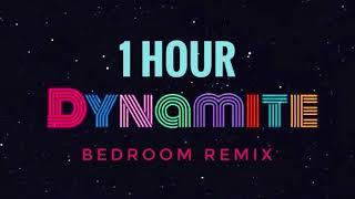 DYNAMITE BTS 1 HOUR LOOP BEDROOM REMIX