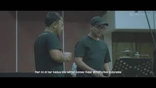 Latihan Konser Kejar Mimpi untuk Indonesia kota Jakarta Day 2