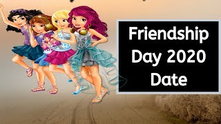 Friendship Day Date 2020 - When is friendship day date in 2020 - Friendship day kab hai