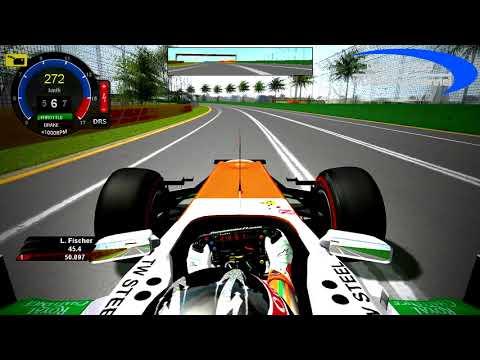 ReDrive - rF1 GP Melbourne