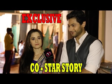 Mishal Raheja & Sanjeeda Sheikh Interview | The Co-Star Story | Ishq Ka Rang Safed