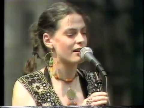 June Tabor - WDR Folkfestival, Cologne, Germany, 1990