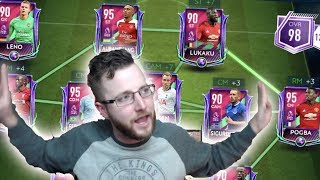 The Best Premier League Squad in FIFA Mobile 19! Full Boxing Day Promo Master Squad!