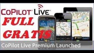 Copilot GPS Navigation for Android | GPS SIN INTERNET | FULL GRATIS | 2017