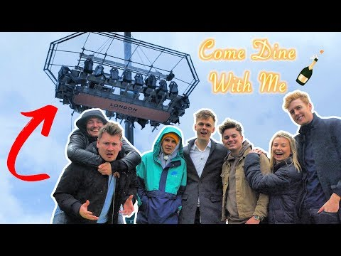 COME DINE WITH ME - YouTube Edition | Jack Maynard