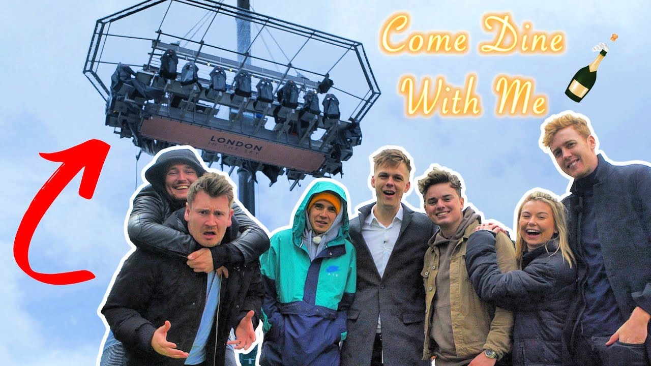 Download COME DINE WITH ME - YouTube Edition | Jack Maynard