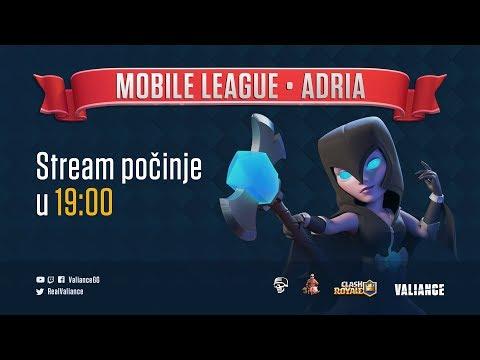 Clash Royale - Mobile League Adria #5