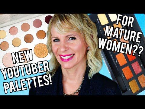 New Ulta Favorites: Carli Bybel Palette, Miss Fabulous, NYX and More Makeup for Mature Women thumbnail