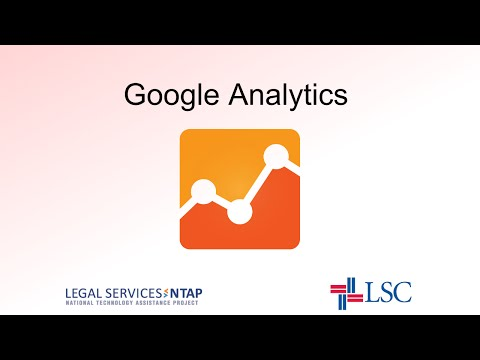 Google Analytics for Legal Services