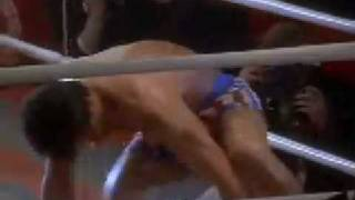 Rocky Vs. Ivan Drago FIGHT SCENES