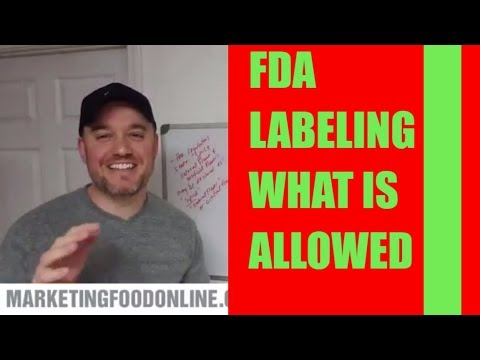 Fda labeling guidelines for spices natural flavor and more