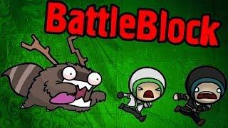 Приключения Хьюстона - BattleBlock Theatre - №8