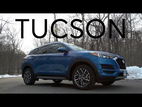 2019 Hyundai TucsonQuick Drive | Consumer Reports