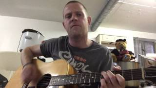 Caledonia - Frankie Miller - acoustic cover
