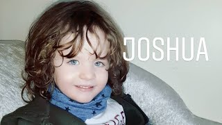 Joshua Before After cbd oil for Autism
