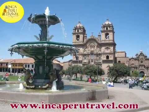 CITY TOUR CUSCO BY INCA PERU TRAVEL
