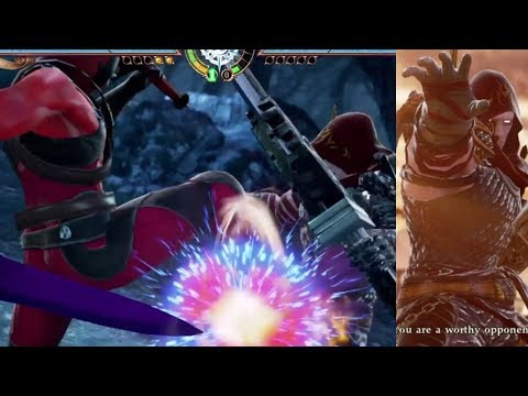 Soulcalibur VI Deadpool (Marvel) Vs War (Darksiders) Character Creation Matches |