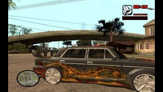 Gta San Andreas Armenian Mod GamePlay
