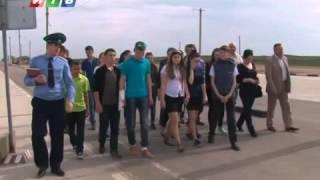 ЮДП. Экскурсия на МАПП Джанкой(В рамках плана работы военно-патриотических клубов