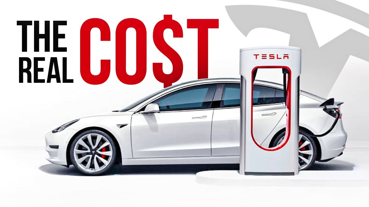 The REAL Cost of Owning a Tesla