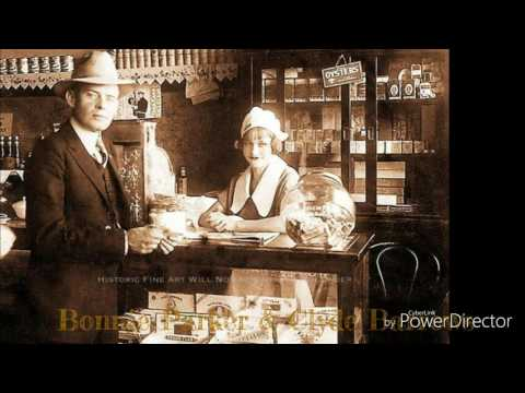 Bonnie Parker and Clyde Barrows