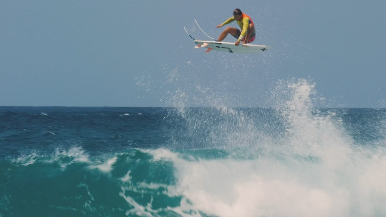 Julian Wilson's Flight Practice