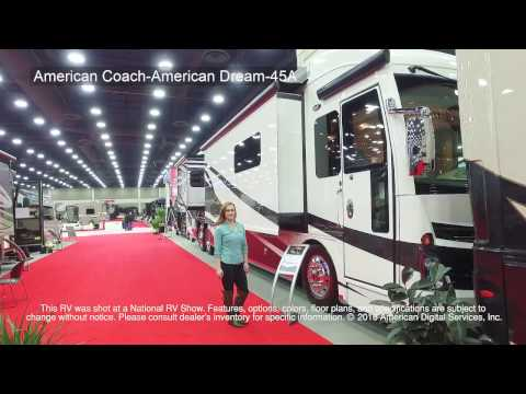 Neal Rubin drives a $740,000 motorcoach - YouTube