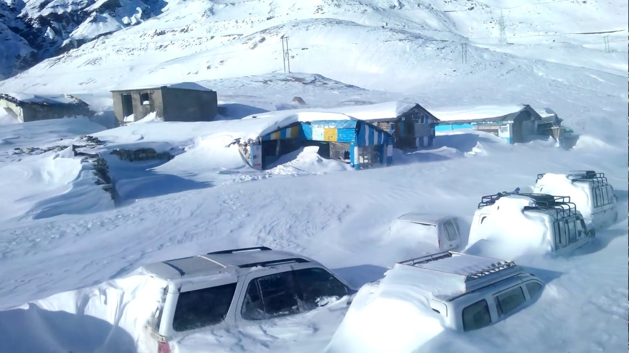 Rohtang Pass – An Incredible Paradise - Sterling Holidays ... |Rohtang Pass Weather