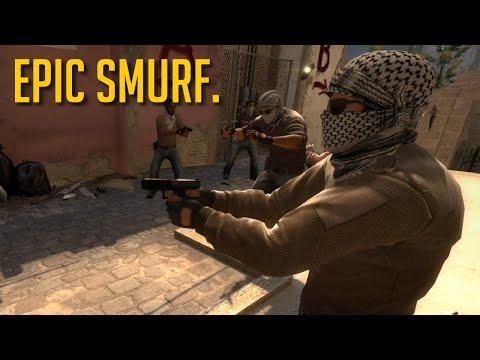 CS:GO Full Match - Epic Smurf
