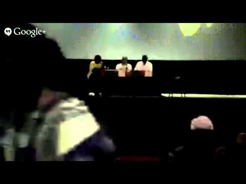 O Cinema de Newton Aduaka - VII Encontro de Cinema Negro Zozimo Bulbul