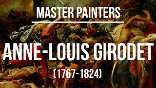 Anne-Louis Girodet de Roucy-Triosson (1767-1824) A collection of paintings 4K Ultra HD
