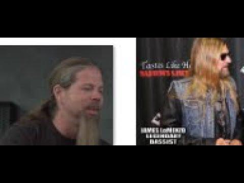 Former MEGADETH bassist James LoMenzo writing w/ former Lamb of God's drummer Chris Adler ..!