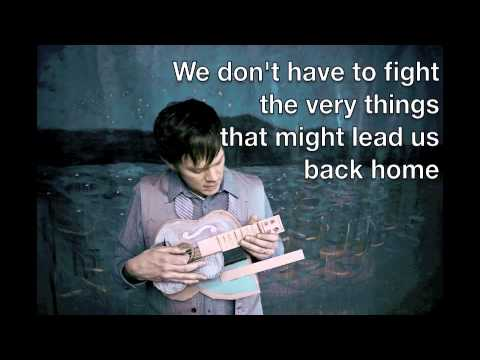 The End Of Me - Official Lyric Video - Jason Gray