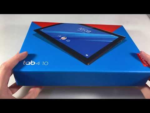 Обзор Lenovo Tab 4 10 (X304L)