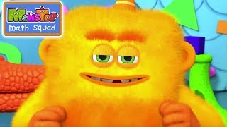 Monsters   Garbage Monster Delivers   Learn Math for Kids   Educational Cartoons for Children