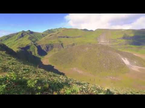 Hiking La Soufriere Trail - Movie by Stanton Gomes
