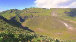 Hiking La Soufriere Trail - GEF Supported Project St. Vincent and the Grenadines