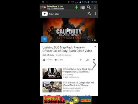 Musik und Videos kostenlos von youtube aufs handy!