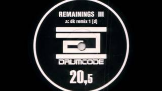 Adam Beyer - Remainings III (Thomas Krome Mix) (DK Remix 2)