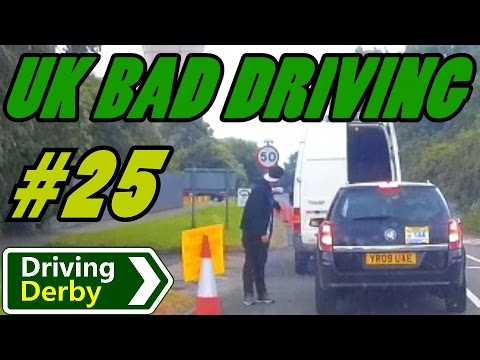 UK Bad Driving (Derby) #25
