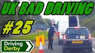UK Bad Driving (Derby) #25