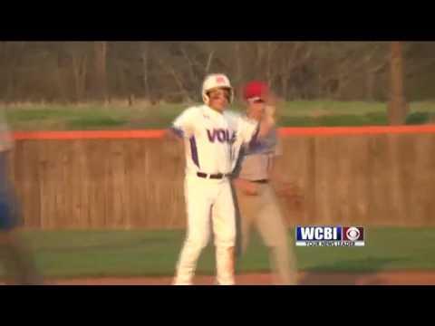 Starkville Academy Tops Heritage Academy in Baseball