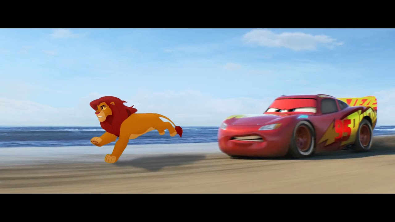 Car Youtube: Disney & Others Meets Cars 3