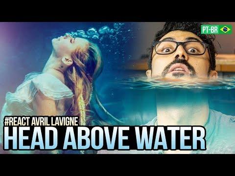 REAGINDO a Avril Lavigne - Head Above Water